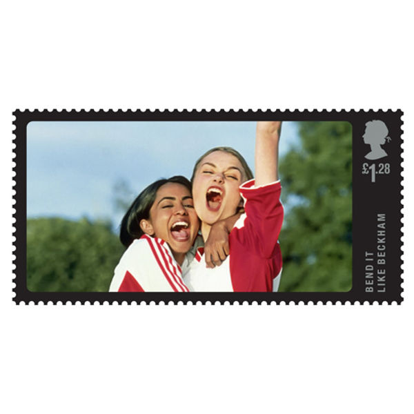 Great British Film Stamps First Day Cover - BC507
