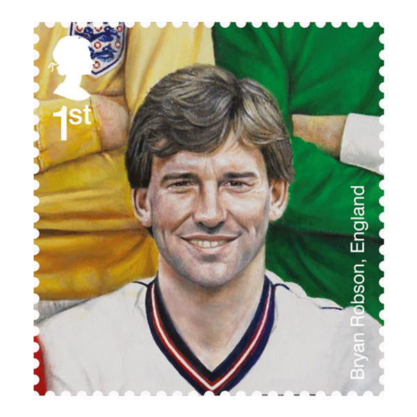 Football Heroes Gordon Banks Stamps First Day Cover - BC463A
