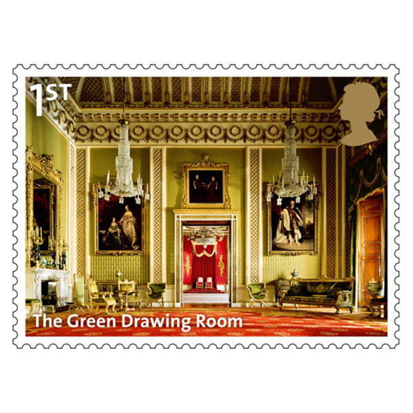 Buckingham Palace Miniature Sheet First Day Cover  - BC506M