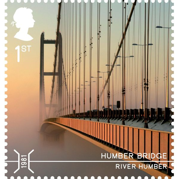 The Royal Border Bridge Stamps First Day Cover - BC520A