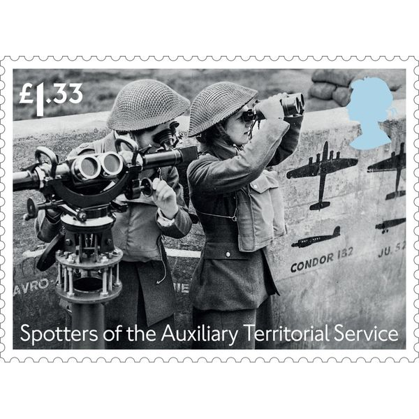 The 75th Anniversary of the Battle of Britain Stamp Cover - BC527A