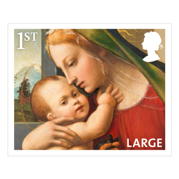 Christmas 2013 - Salisbury Cathedral Stamp Cover - BC473
