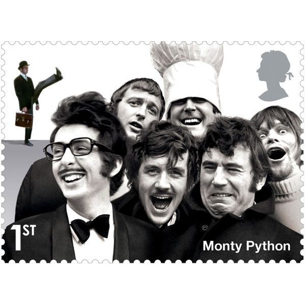 The Comedy Greats 2 Stamps First Day Cover - BC521A
