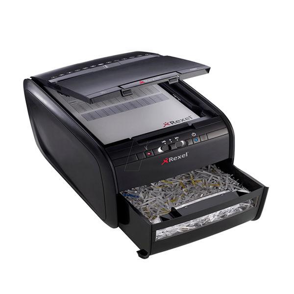 Rexel 60X Auto+ Confetti Cross Cut Shredder - 2103060