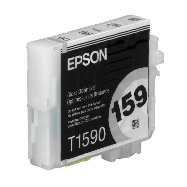 Epson T1590 Gloss Optimizer Inkjet Cartridge C13T15904010 / T1590