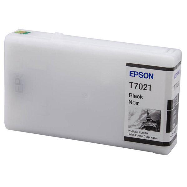 Epson T7021 Black Ink Cartridge - High Capacity C13T70214010