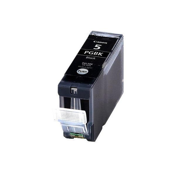 Canon PGI-5BK Black Photo Ink Cartridge - 0628B001