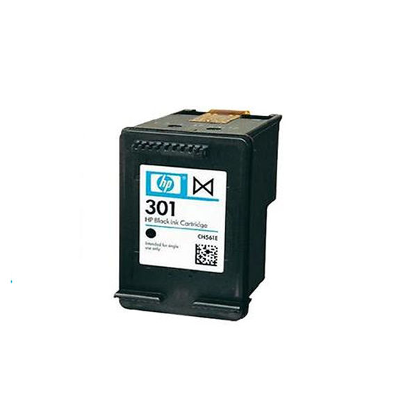 HP 301 Black Ink Cartridge 3ml CH561EE