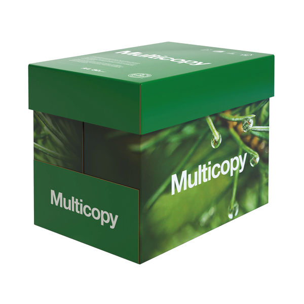 MultiCopy A4 White Premium Paper 80gsm (Pack of 500) 157900