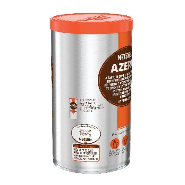 Nescafe Azera Instant Coffee, 100g Tin - 12206974