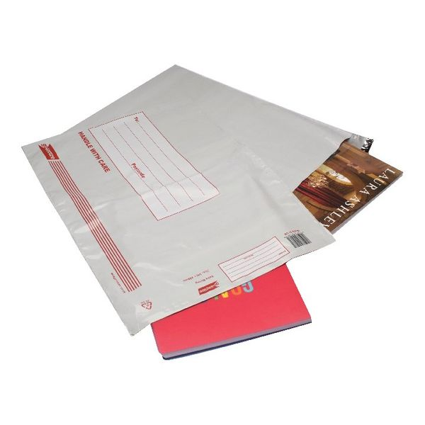 Go Secure Extra Strong Polythene Envelopes 345x430mm (Pack of 25) PB08220