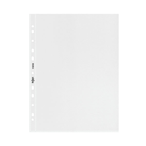 Rexel Superfine Punched Pockets A5 (Pack of 20) OEM: 11010