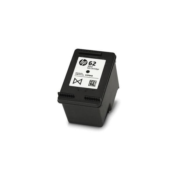 HP 62 Black Ink Cartridge - C2P04AE