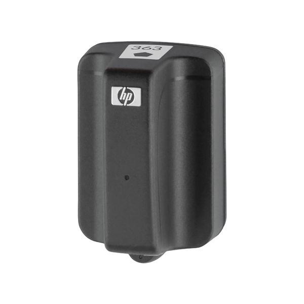 HP 363 Black Standard Yield Ink Cartridge | C8721EE