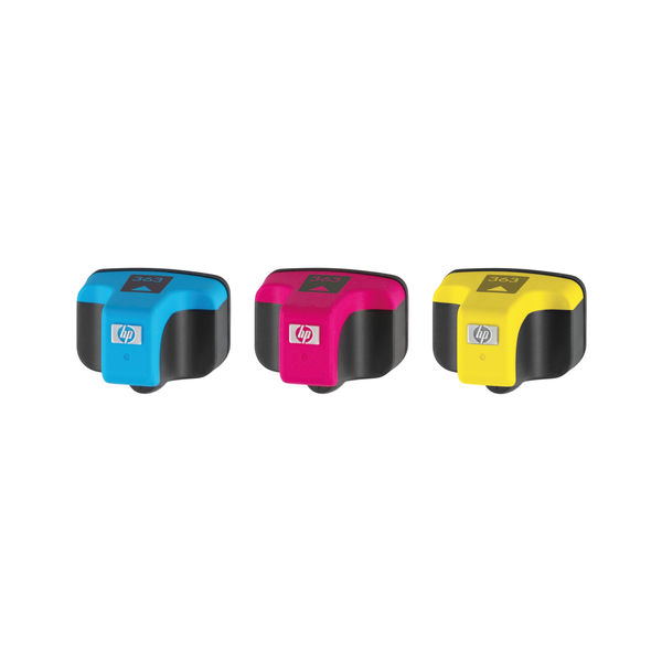 HP 363 Colour Standard Yield Ink Multi Pack | CB333EE
