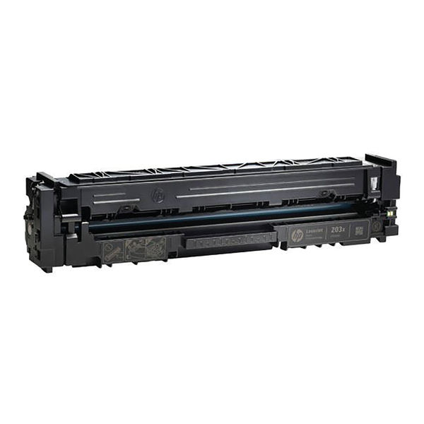 HP 203X Black LaserJet Toner Cartridge CF540X