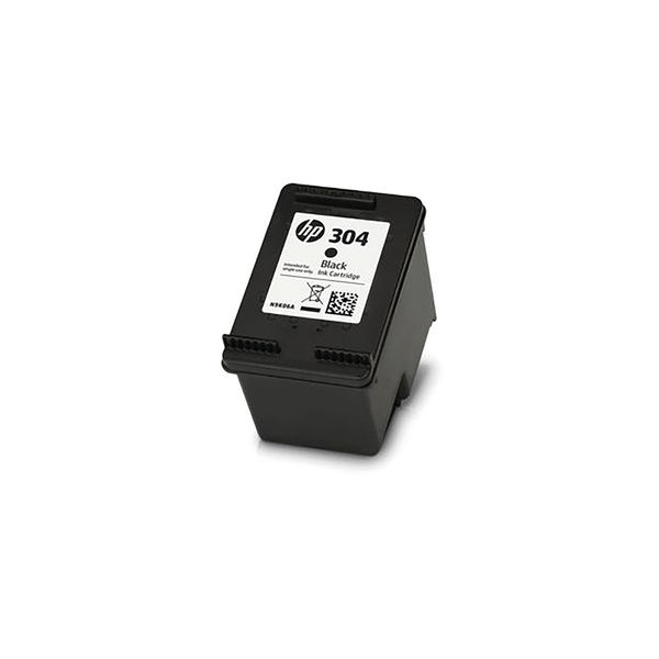 HP 304 Black Ink Cartridge | N9K06AE