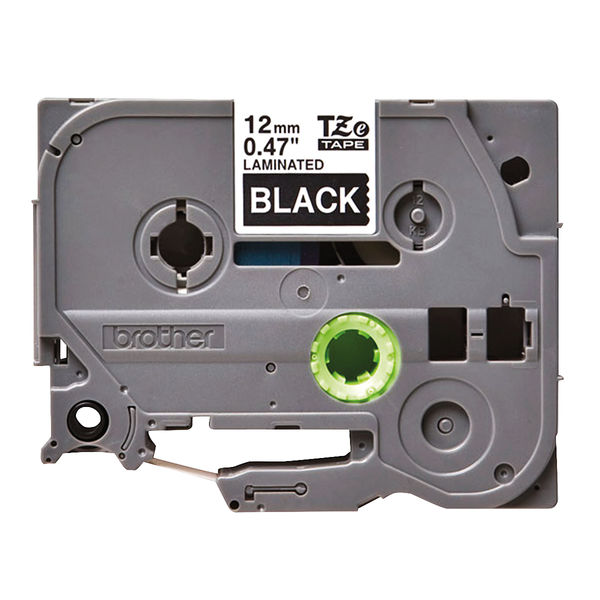 Brother TZe-335 P-Touch Label Tape White - TZe-335