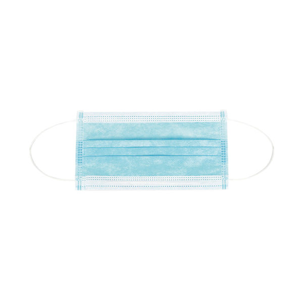 Disposable 3Ply Face Masks (Pack of 10) WX07412