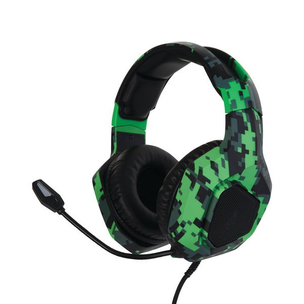 SureFire Camouflage Skirmish Gaming Headset - 48821