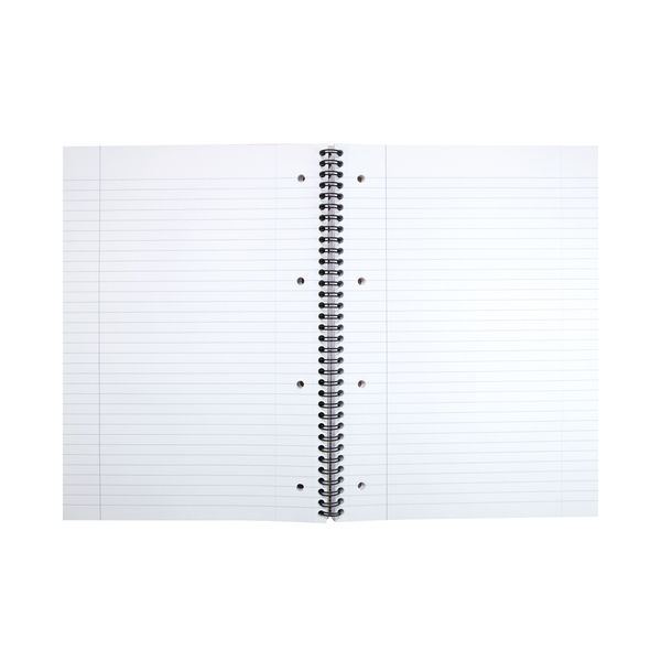 Cambridge A4 Recycled Wirebound Notebook, Pack of 5 - 400020196