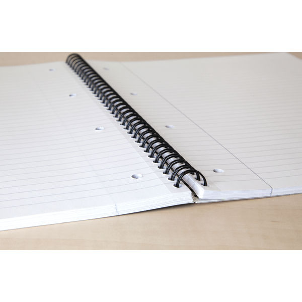 Cambridge Plus A4 Recycled Wirebound Notebook, Pack of 3 - 100080423