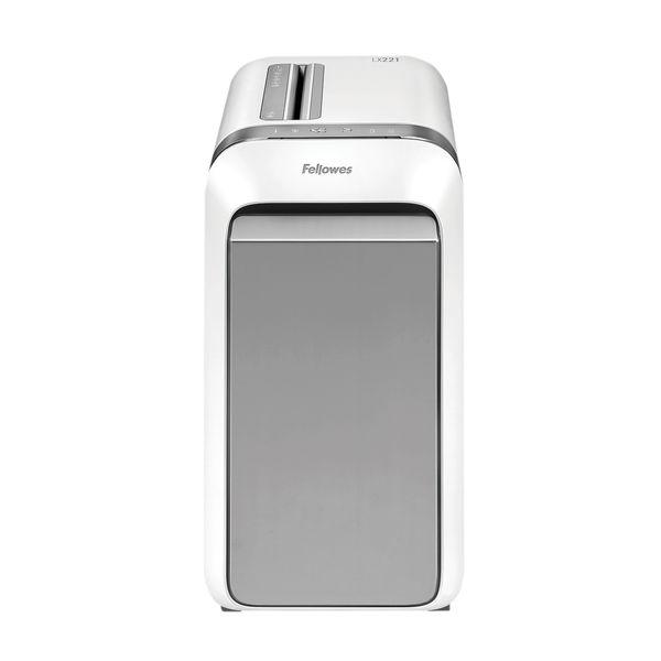 Fellowes Powershred LX221 White Micro-Cut Shredder - 5050501