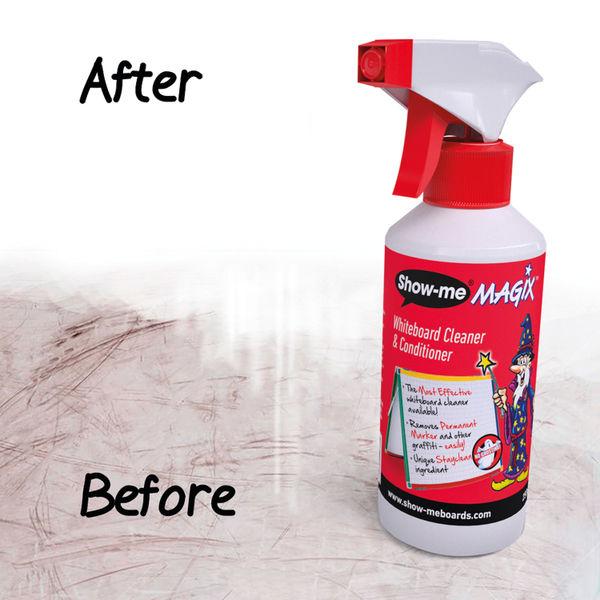 Show-me MAGIX Whiteboard Cleaner 250ml WCC