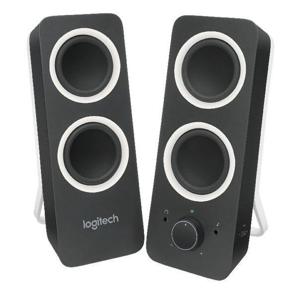 Logitech Z200 Stereo Speakers 980-000812