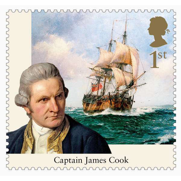 Captain Cook and the Endeavour Voyage Presentation Pack - AP449