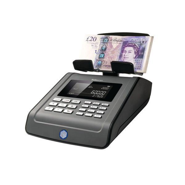 Safescan 6185 Advanced Money Counting Scale - 131-0457
