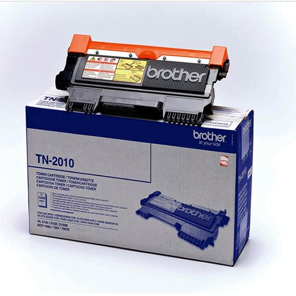 Brother TN2010 Black Toner Cartridge - TN2010
