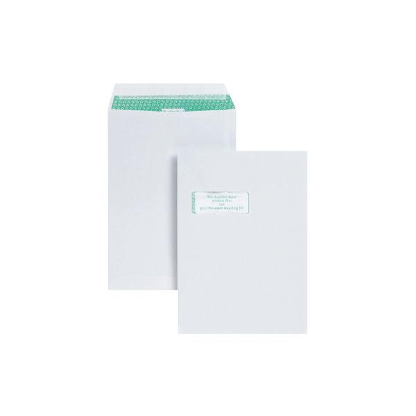 Basildon C4 Envelope Peel/Seal 100g Window [250 Pack] K80121