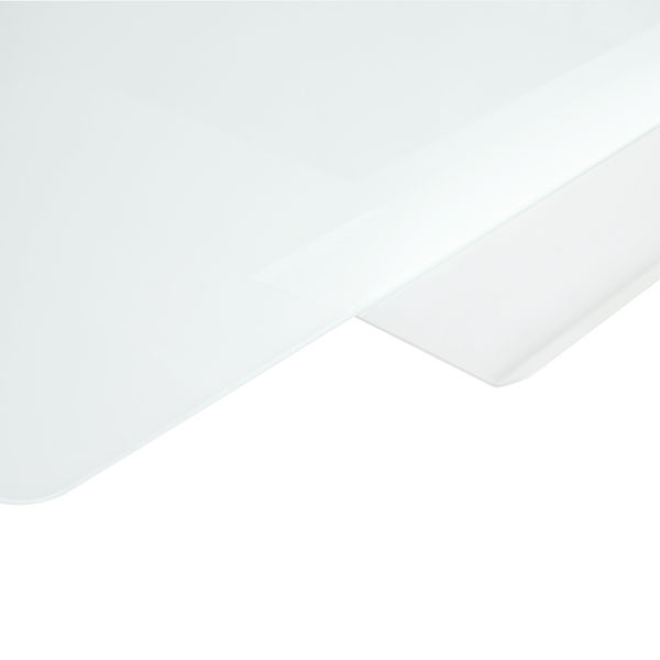 Bi-Office Magnetic Glass Drywipe Board 1200x900mm GL080101