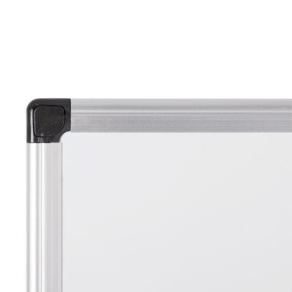 Bi-Office Drywipe Magnetic Steel Whiteboard, 1200x900mm - MA0507170