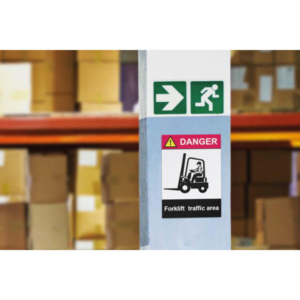 Avery Matte White A3 Display Labels (Pack of 10) - A3L004-10