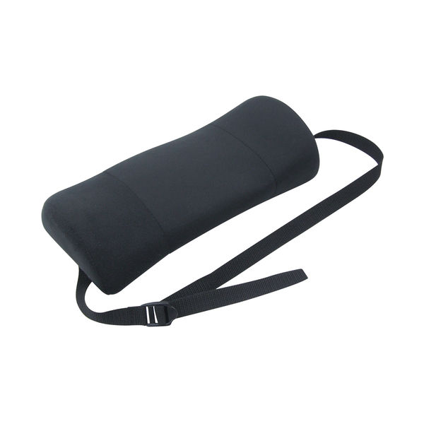Fellowes Portable Lumbar Support Black OEM: BB52685