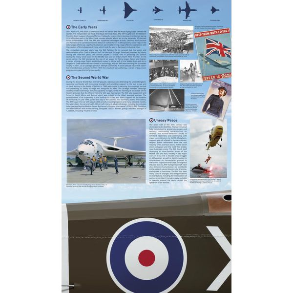The RAF Centenary Presentation Pack - AP442