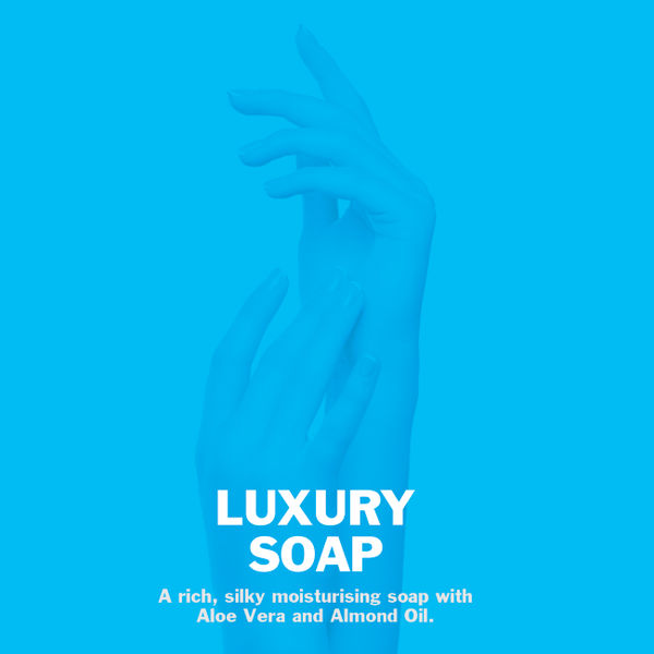 2Work Luxury Pearl Hand Soap 300ml (Pack of 6) 2W22905