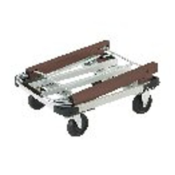 GPC Aluminium Lightweight Folding Trolley (Maximum load of 150kg) GI001Y