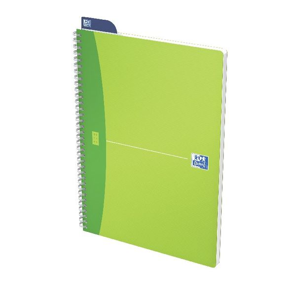Oxford Office A4 Wirebound Notebook - Pack of 5 - 100104241
