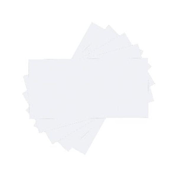 Q-Connect White Self Seal Pocket DL Envelopes 80gsm, Pack of 1000 - 3454
