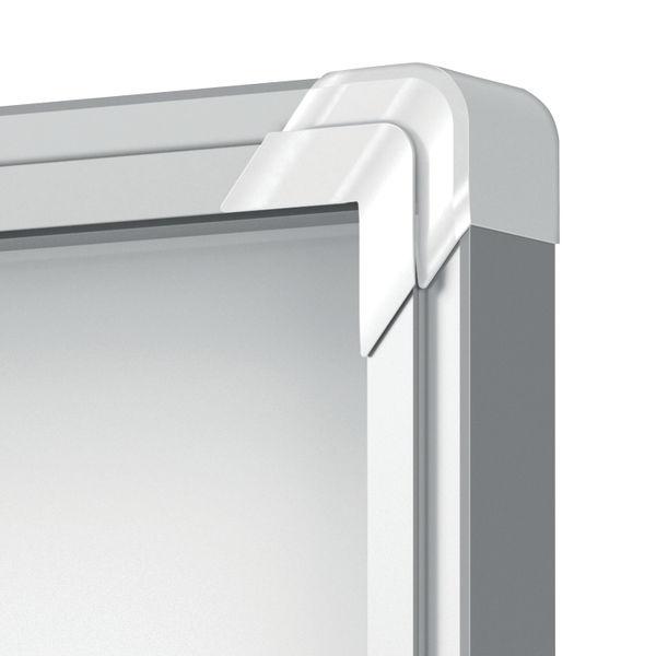 Nobo 8 x A4 Internal Glazed Magnetic Display Case - 1902559