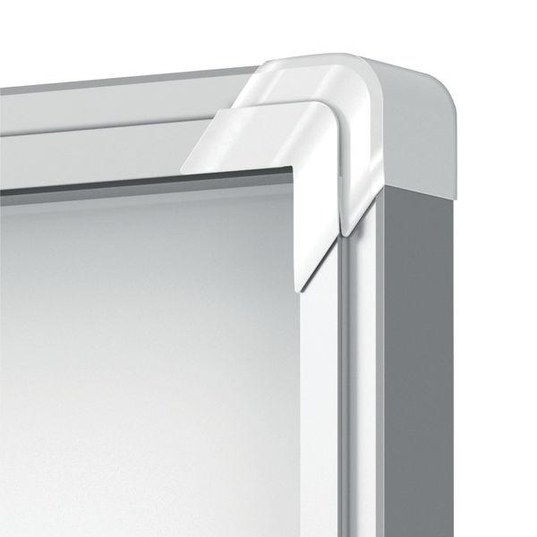 Nobo 6 x A4 Internal Glazed Magnetic Display Case - 1902558