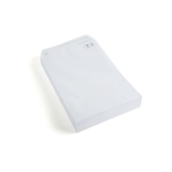 2nd Class White C4 Plain Prepaid Envelopes, Pack of 100 - V10