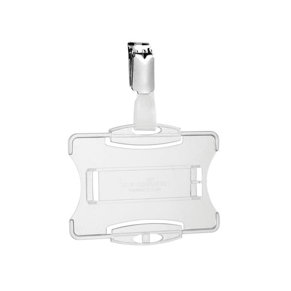 Durable Security Badge Holder Security Pass Holder (Box of 25) |8118/19