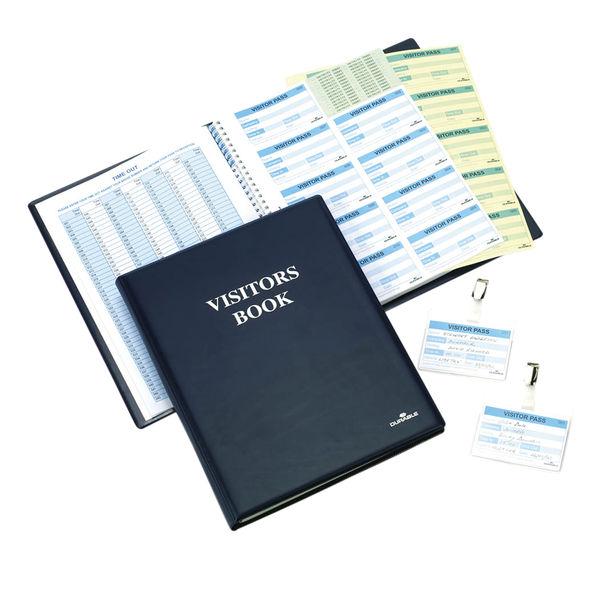 Durable 300 Insert Visitors Book | 1465