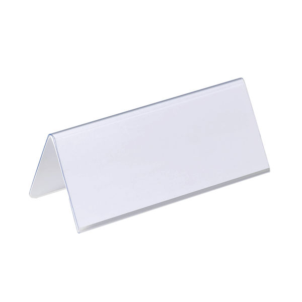 Durable Place Name Holder - 61 x 150 OEM: 8050/19