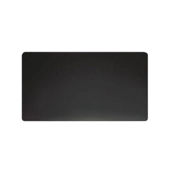 Durable Desk Mat 500x700 Black 7103/01