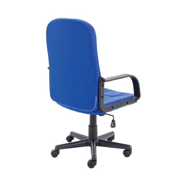 Jemini Jack 2 Royal Blue Fabric Executive Office Chair